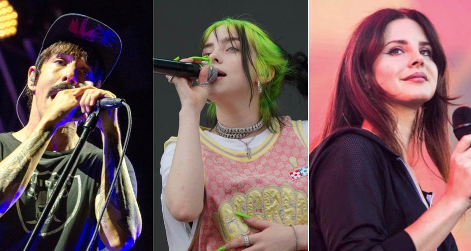 Hangout Fest: Chili Peppers, Billie Eilish, Lana Del Rey head 2020 lineup