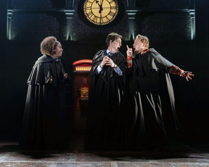 Harry Potter and the Cursed Child, Photo by Manuel-Harlan