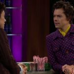 Harry Styles interviews himself