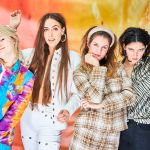 Riding Solo new song Hinds, photo by Andrea Savall