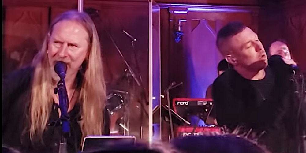 Jerry Cantrell performs Alice in Chains songs with Dillinger Escape Plan's Greg Puciato: Video + Setlist
