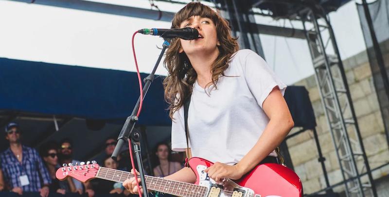 Courtney Barnett drops surprise album MTV Australia Unplugged Live in Melbourne: Stream
