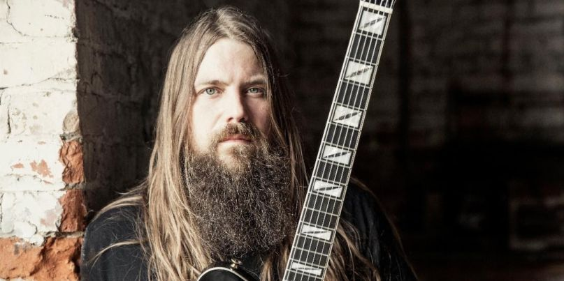 Mark Morton new EP Ether