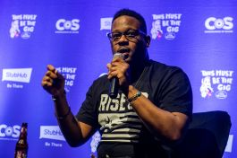 Open Mike Eagle This Must Be the Gig Live StubHub Event Space Lior Phillips