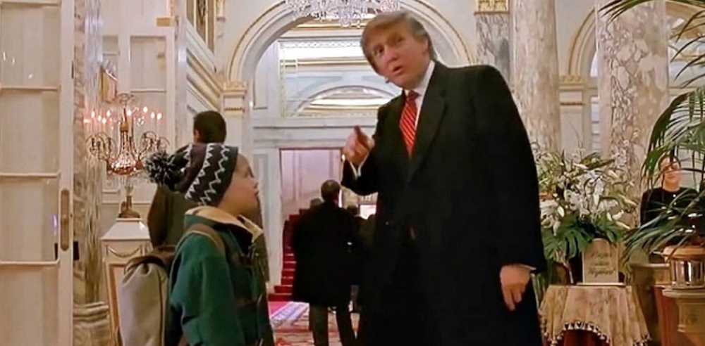 Trump's Cameo in Home Alone 2 Cut from Canadian TV ...