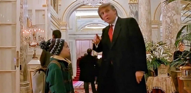 Donald Trump Responds To Home Alone 2 Cameo Snub ...