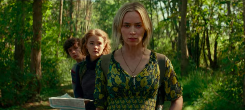 A Quiet Place Part II Teaser Trailer Emily Blunt John Krasinski Horror