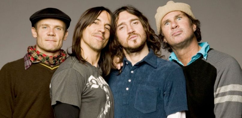 Red Hot Chili Peppers with John Frusciante
