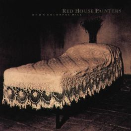 Red House Painters' Artwork for Down Colorful Hill
