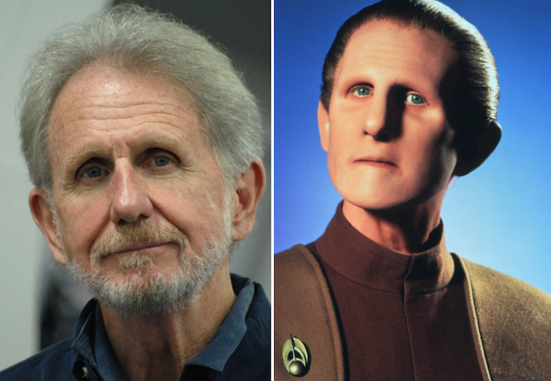 Image result for René Auberjonois Odo