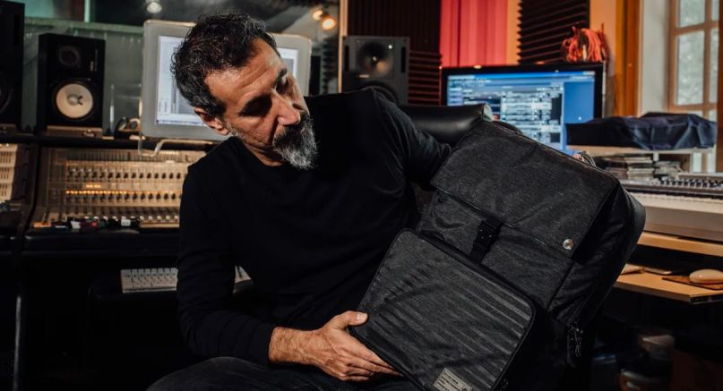 Serj Tankian Backpack with Music