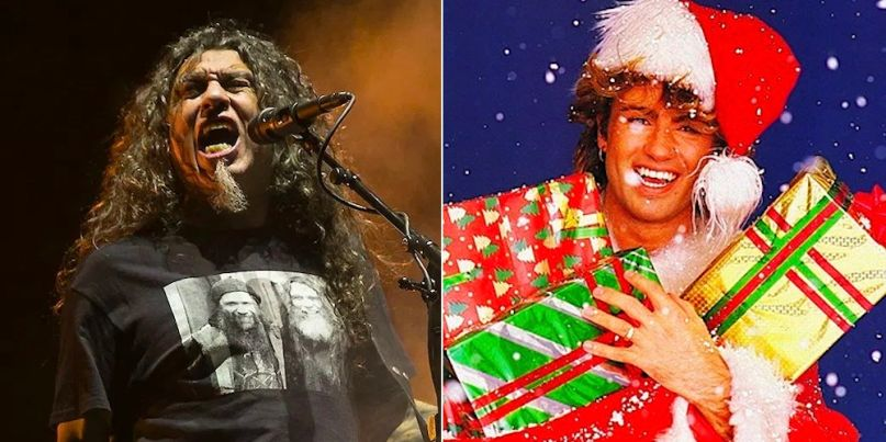 Slayer-Wham Mashup Is Just What Your