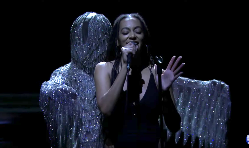 When I Get Home performance medley Solange on The Tonight Show Starring Jimmy Fallon