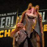 Star Wars Jedi Temple Challene Disney Plus Jar Jar Binks Ahmed Best