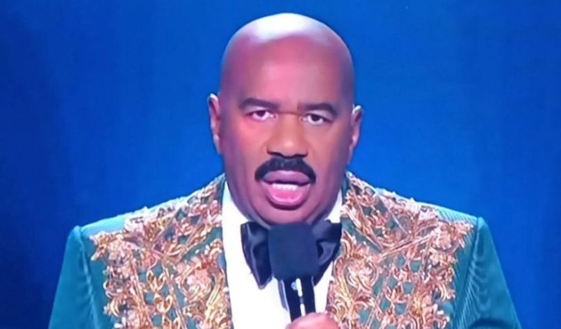 Steve Harvey at Miss Universe 2019