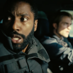 Tenet Christopher Nolan First Look John David Washington Robert Pattinson trailer movie
