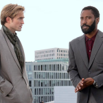Tenet Christopher Nolan First Look John David Washington Robert Pattinson