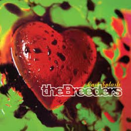The Breeders' Artwork for Last Splash