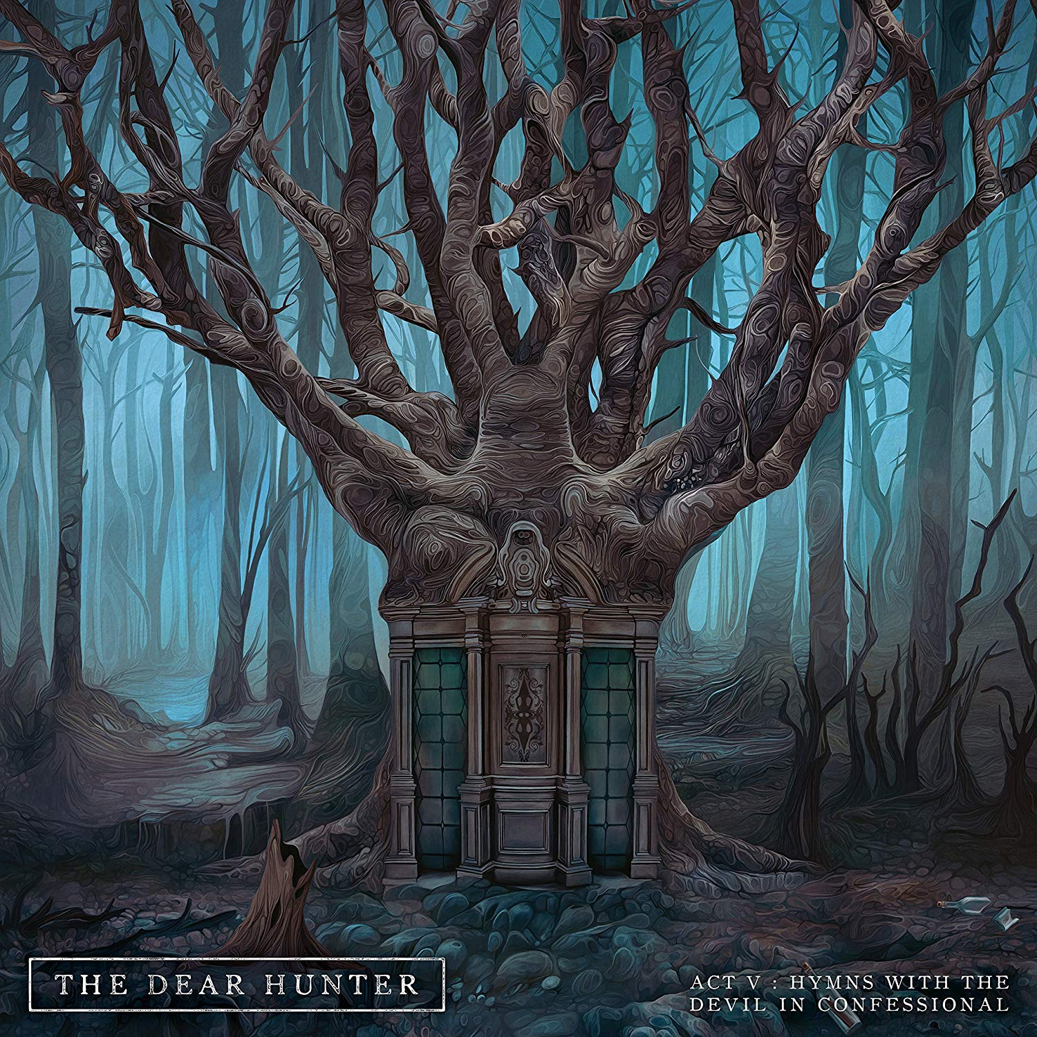 The Dear Hunter - Hymns with the Devil in Confessional