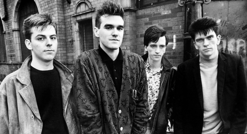 The Smiths The Cookies I Want A Boy For My Birthday Cover First Recording