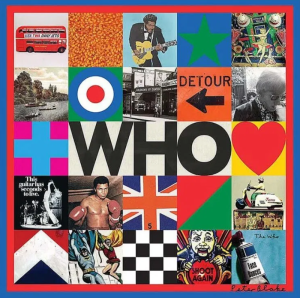 The Who WHO Artwork The Who WHO Artwork
