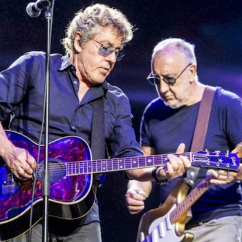 The Who Who New Album stream release