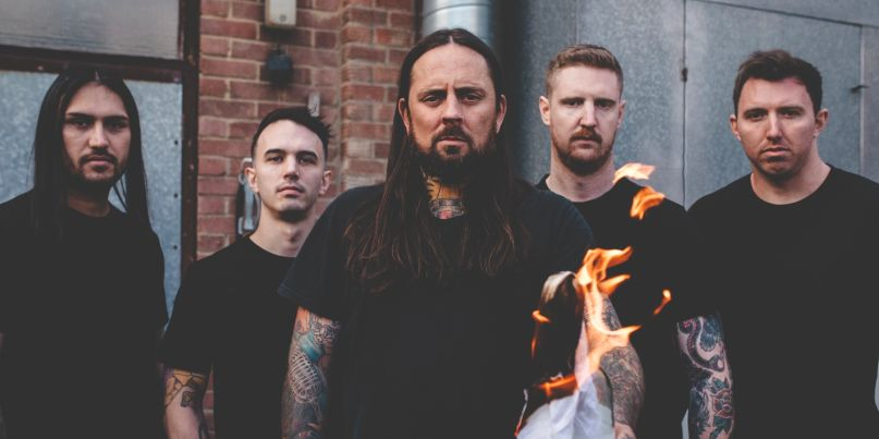 Thy Art Is Murder North American tour