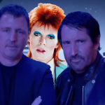 Trent Reznor Atticus Ross David Bowie Life on mars cover watchmen hbo