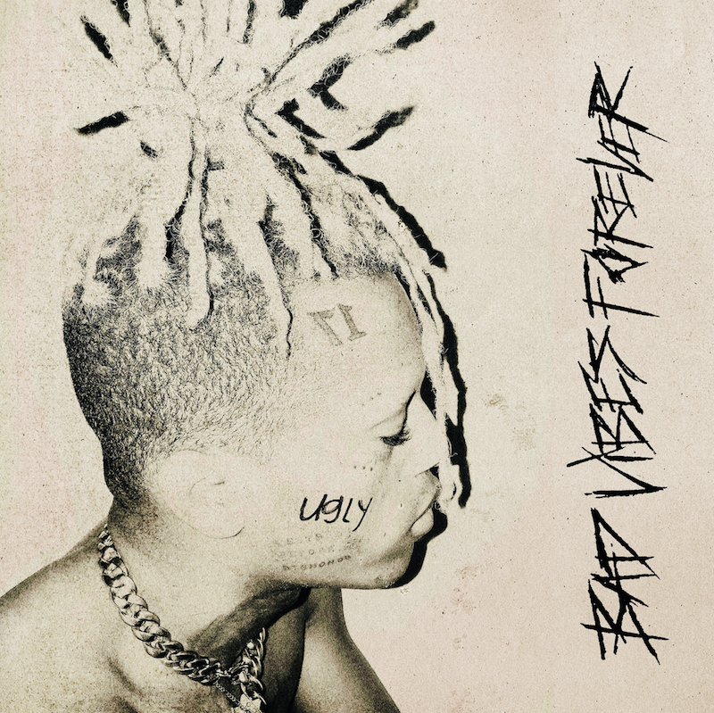 XXXTentacion Bad Vibes Forever Artwork