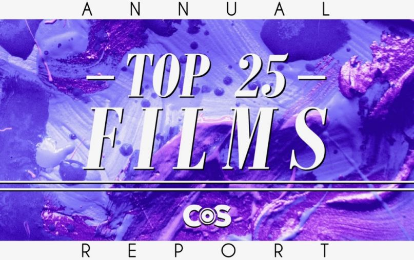 Top 25 Films of 2019