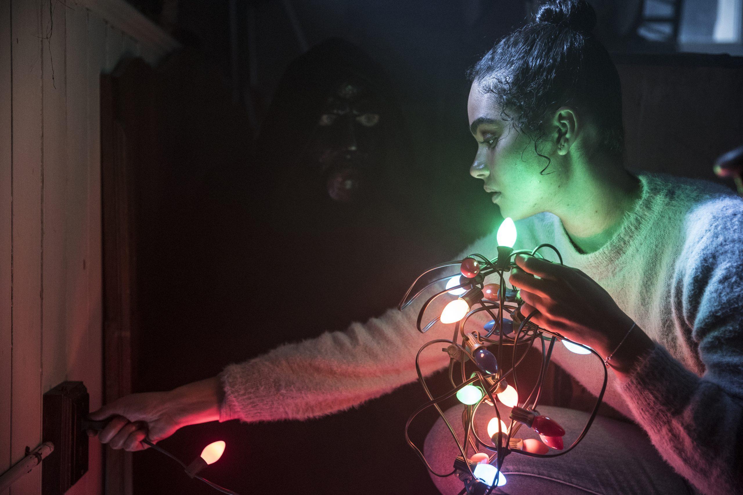 Brittany O'Grady, Black Christmas, Blumhouse