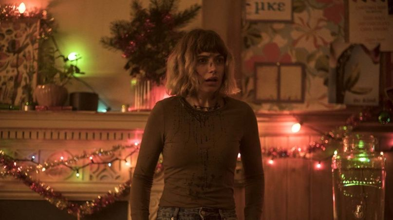 Imogen Poots, Black Christmas, Blumhouse, Remake