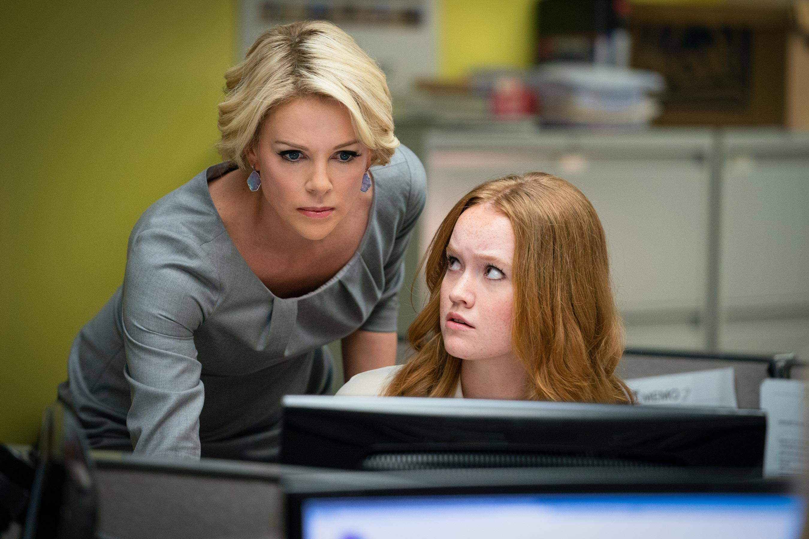 Charlize Theron, Liv Hewson, Bombshell, Lionsgate