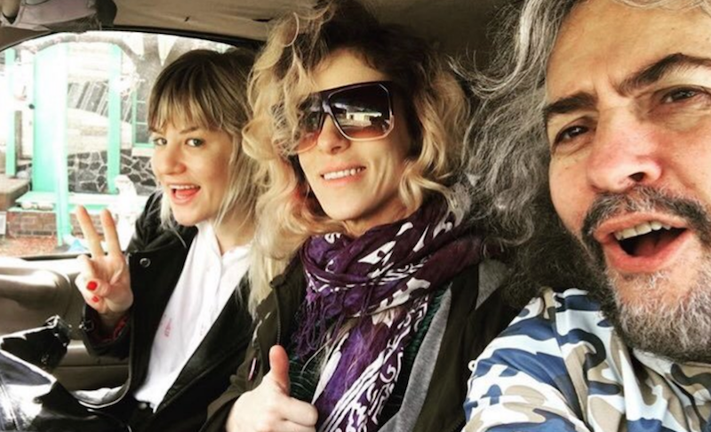 deap lips flaming debut album new band