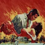 Gone with the Wind Poster Artwork