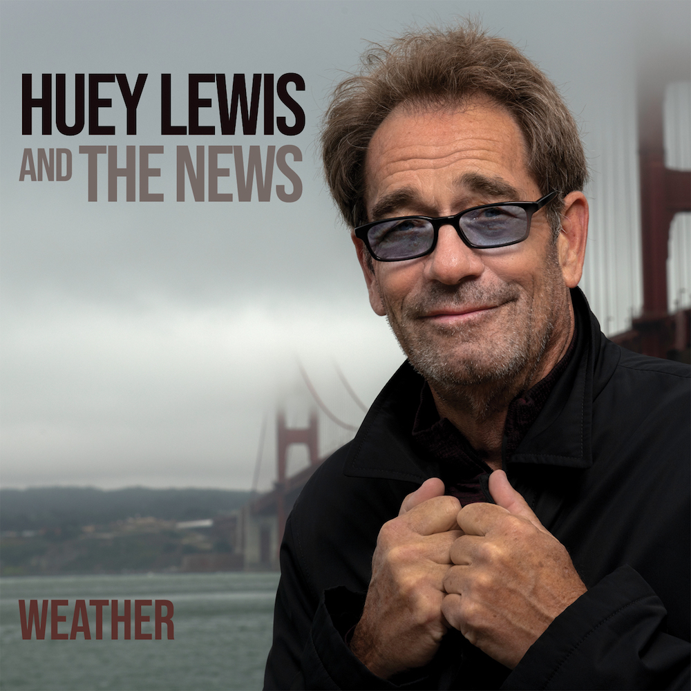 huey lewis news weather album artwork cover Huey Lewis & The News announce new album Weather, share While Were Young: Stream