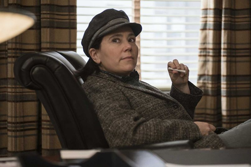 Alex Borstein, The Marvelous Mrs. Maisel, Amazon, Season 3