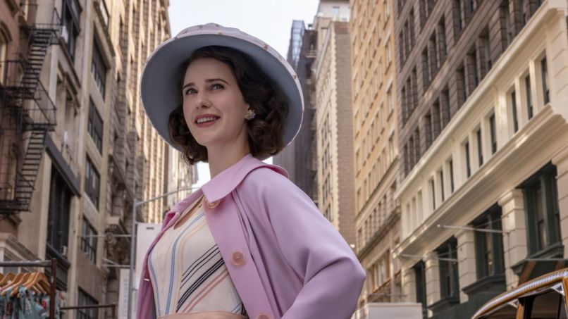 Rachel Brosnahan, The Marvelous Mrs. Maisel, Amazon, Season 3