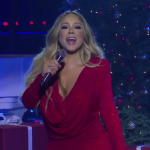 mariah carey oh santa james corden video performance