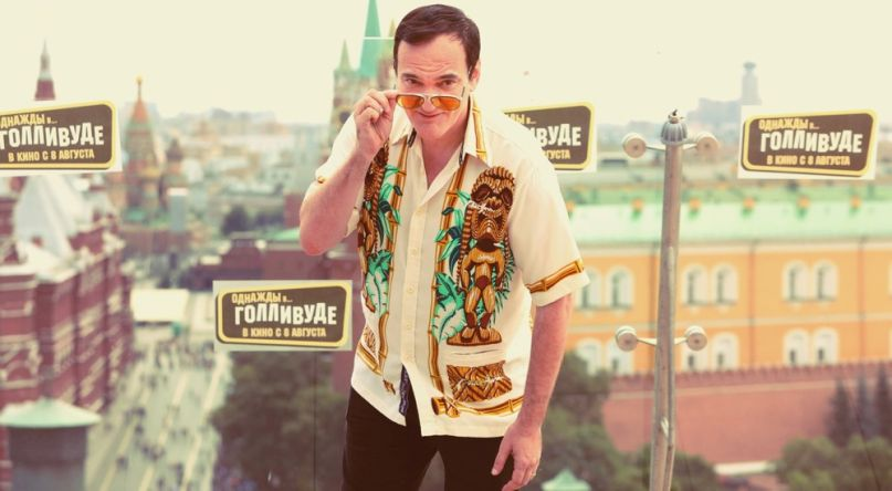 Quentin Tarantino, Once Upon a Time in... Hollywood