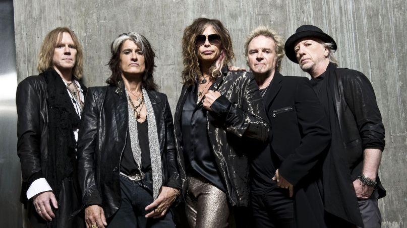 Aerosmith Fenway Park