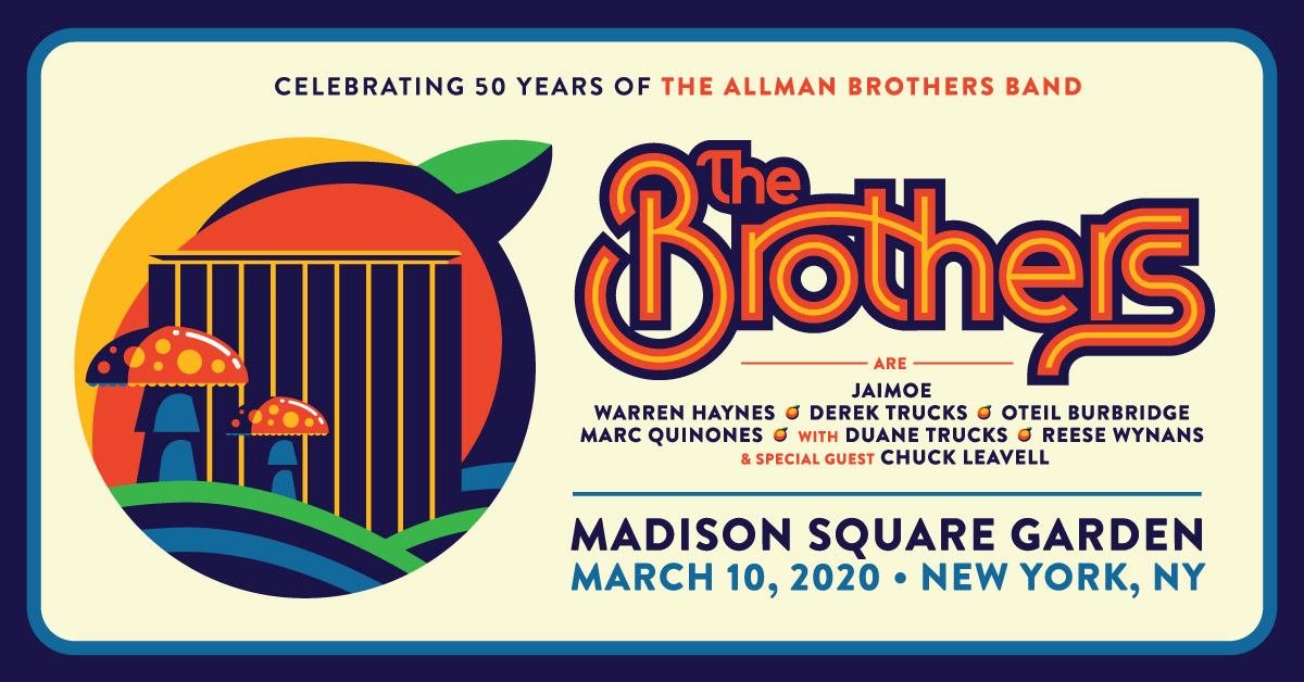 Allman Brothers Band reunion concert