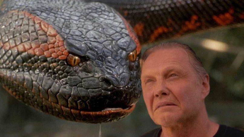 Anaconda Reboot Evan Daugherty Columbia Pictures