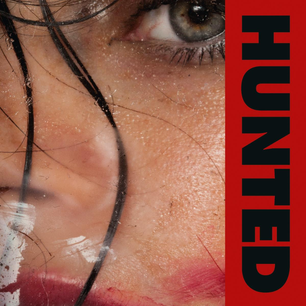 Anna Calvi hunted hunter new album album cover artwork