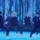 """BTS perform """"Black Swan"""" on James Corden"""