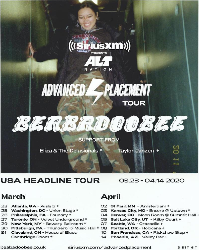 Beabadoobee Headline Tour Dates