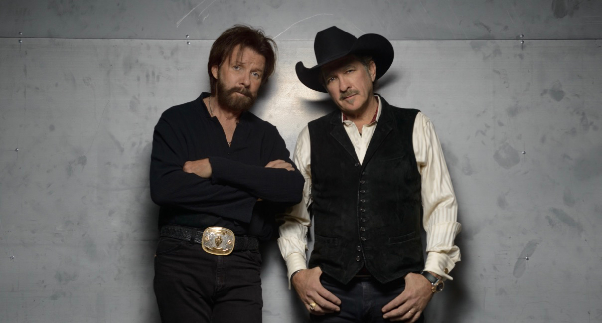 Brooks & Dunn announces first tour in 10 years
