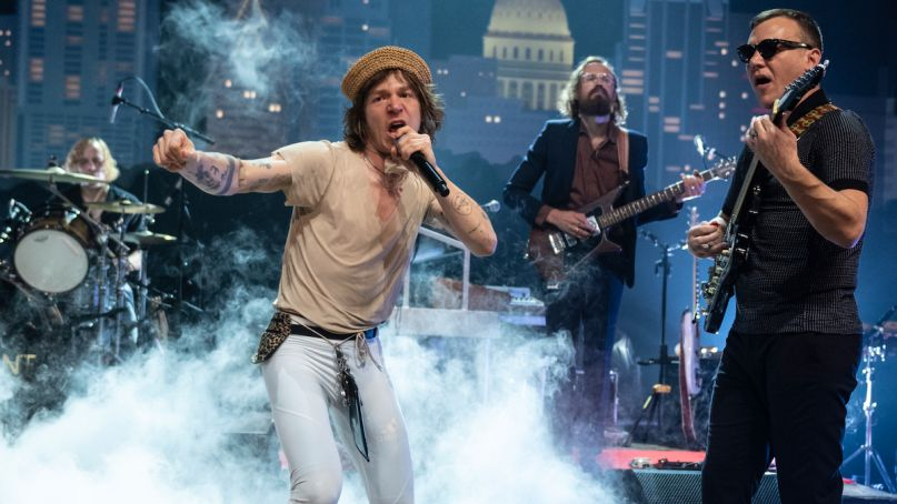 Cage the Elephant Austin City Limits TV performance video