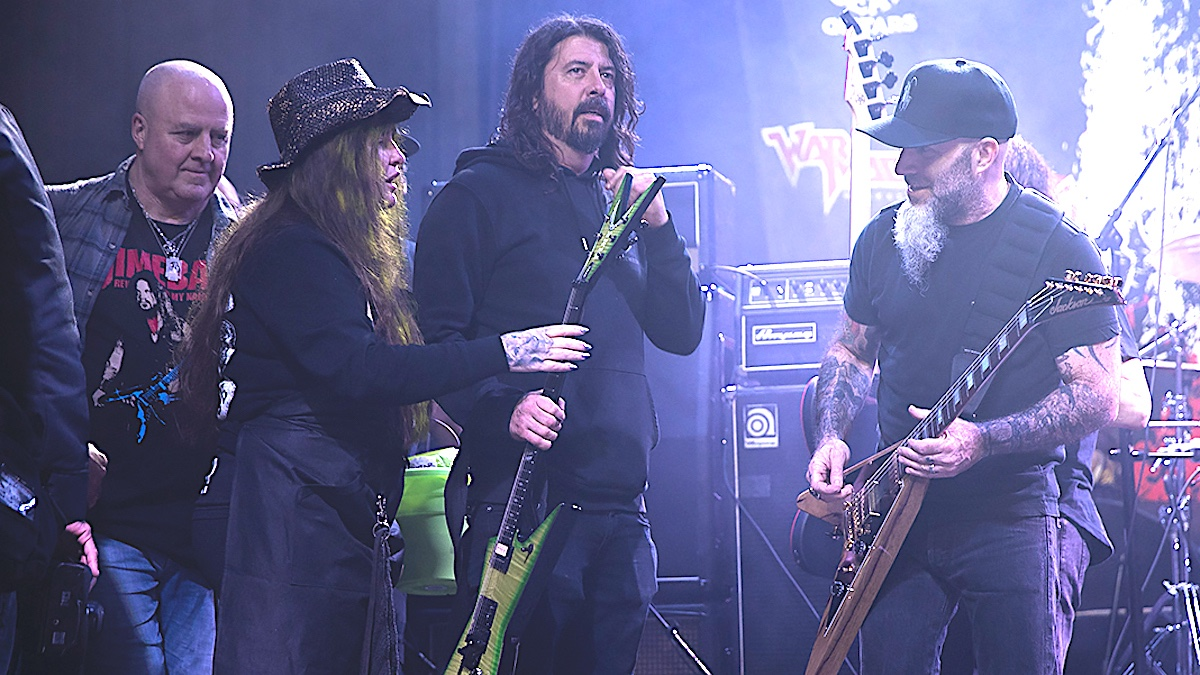 In Photos: Dimebash 2020 Highlighted by Dave Grohl, Anthrax, More