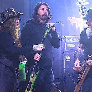 Dimebash 2020: Rita Haney, Dave Grohl, and Scott Ian